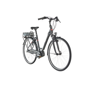 Ortler Wien E-City Bike 3-speed black